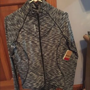 Reebok Zip-up Activewear